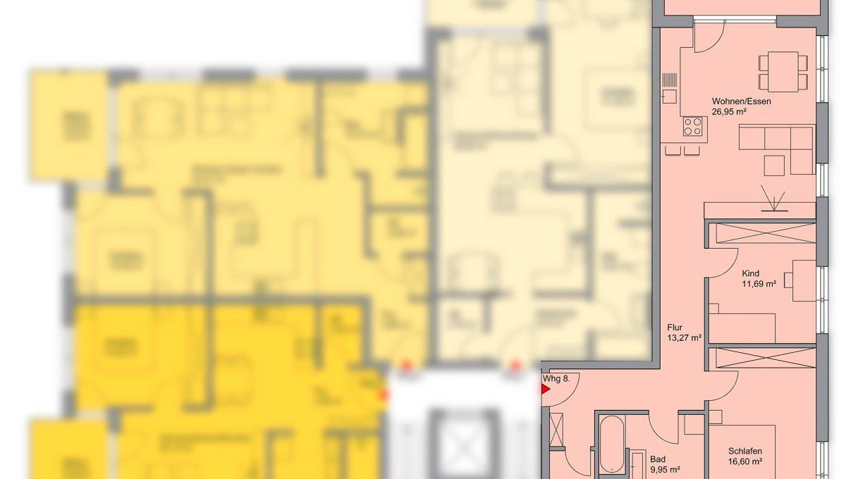 OG WHG 8 Haus B